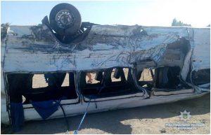 Водія вантажівки, який спровокував смертельне ДТП у Запорізькій області, затримали