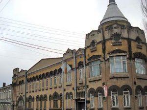 В старой части Запорожья сохранилось здание первого роддома начала XX века (Фото)