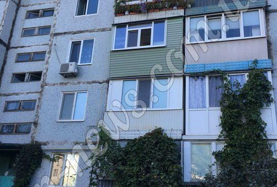 У Запорізькій області чоловік з невідомих причин випав з вікна