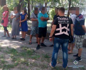 5 из 15 иностранцев, проверенных полицией во время рейда, нарушили закон