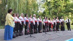 Для жителей одного из районов Запорожья подготовили культурный досуг