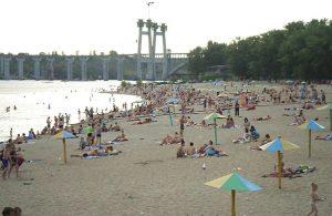 На одному з пляжів Запоріжжя виявили небезпечні мікроорганізми