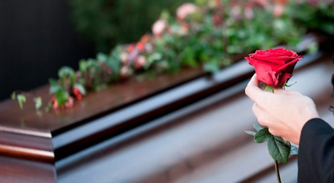 На похороны в Запорожской области из морга привезли совсем другого человека