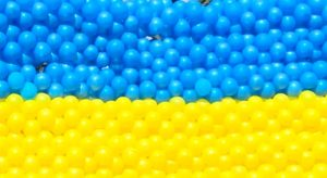 2 тысячи воздушных шаров: запорожцы установили новый рекорд (Видео)
