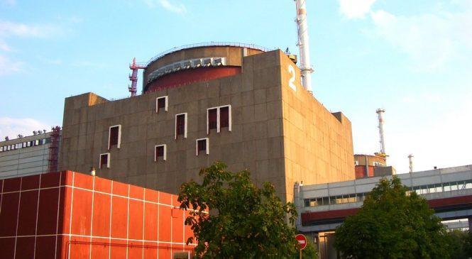 На Запорожской АЭС произошла авария: отключен один из энергоблоков