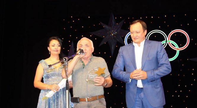 В Запоріжжі переможці конкурсу «SPORT STAR 2018» отримали нагороди