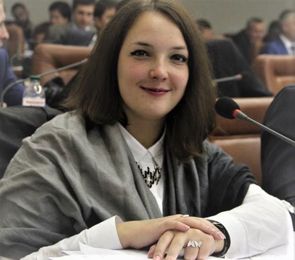 Юристка Катерина Константинова