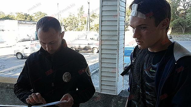 У Запорізькій області невідомі напали з ножем на двірника (фото)