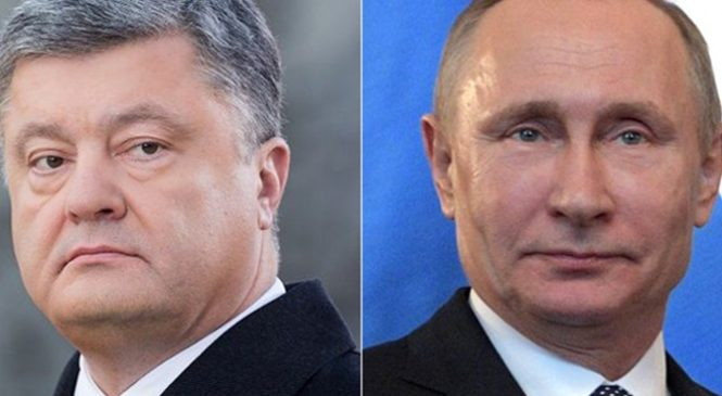 Колишній президент Франції написав про погрози Путіна Порошенку. Кремль все заперечує