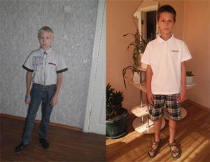В Запорожской области ищут родителей для двух мальчиков (Фото)