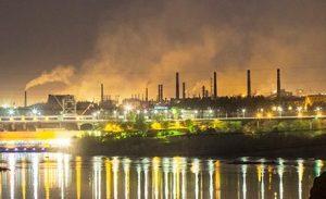Фото дня: «ад на земле» Запорожья (Фото)