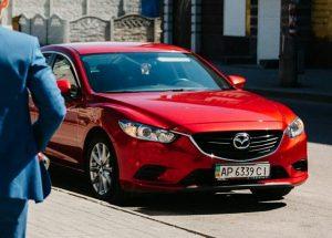 Ночью у жителя Запорожья угнали иномарку «Mazda 6» (Фото)
