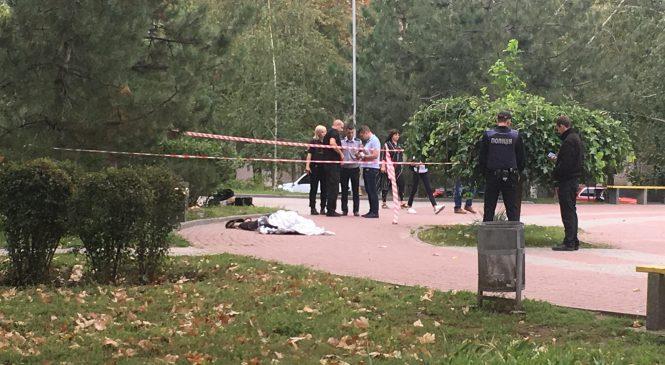 У Запоріжжі в одному з парків знайшли труп