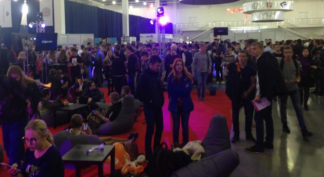 International IT Forum в Запорожье собрал 12 тысяч посетителей — вдвое больше ожидаемого