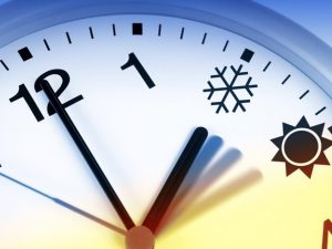 Запорожцам на заметку: переход на «зимнее» время
