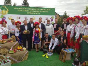 В Запорожской области отметили годовщину образования Бердянского района (ФОТО)