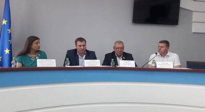 В Запорожской области обсудили проблемы незаконного оборота металлолома
