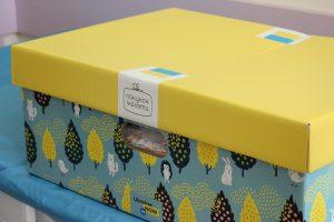 В Запорожской области роженицы получают «пакеты малыша»