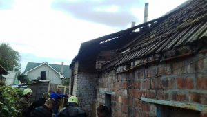 У Запоріжжі сталася смертельна пожежа у одному з районів міста: загинув чоловік