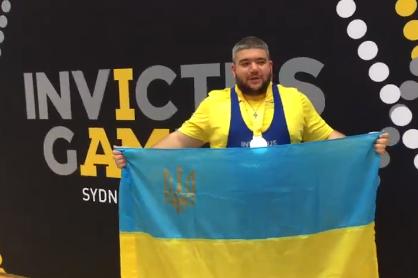 Запорожский спортсмен-пауэрлифтер стал обладателем серебра международных соревнований в Сиднее