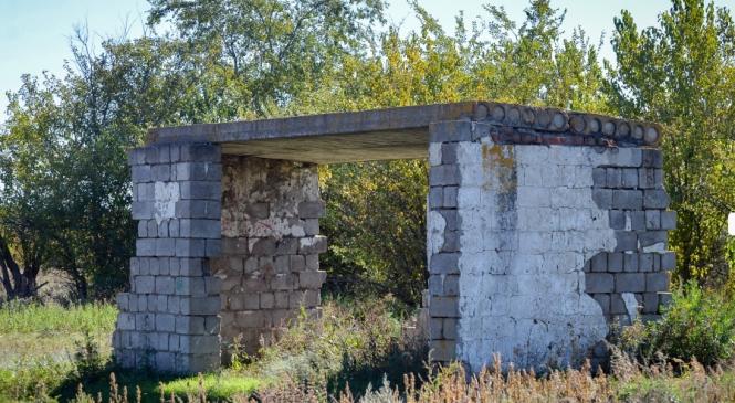 В Запорожской области есть село без признаков цивилизации (Фото)