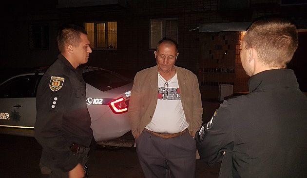 В Запорожской области уже в пятый раз задерживают пьяного водителя (Фото, видео)