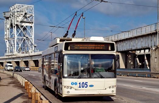«Верхняя Хортица-Площадь Запорожская»: горожане предлагают создать новый троллейбусный маршрут