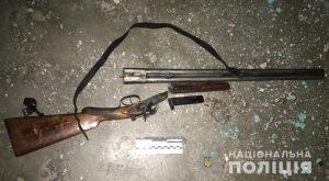 В Запорожской области задержали ночного стрелка