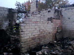 У Запорізькій області пенсіонерка загинула у власному будинку
