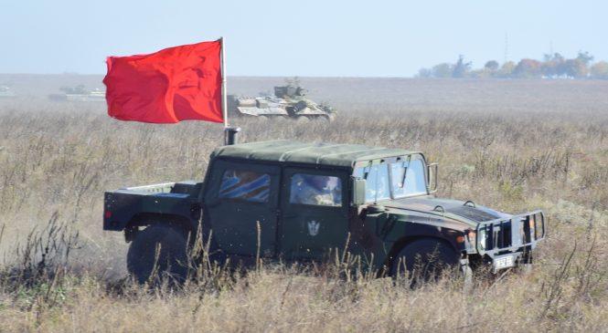 600 бойцов, 150 единиц техники, высшее руководство страны: на Азовском побережье в Запорожской области прошли масштабные военные учения — ФОТОРЕПОРТАЖ