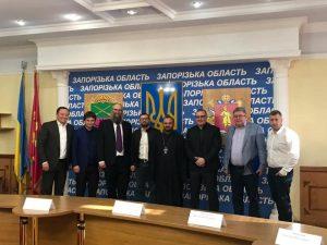 Представители 17 церквей Запорожья призвали к сохранению стабильности и недопущению конфликтов