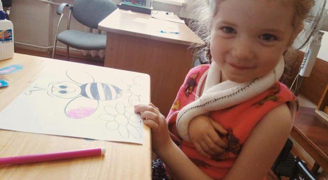 В Запоріжжі центр науково-технічної творчості успішно співпрацює з дитячою лікарнею (ФОТО)
