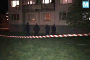 У Запорізькій області чоловік викинувся з балкону 9-го поверху (фото)
