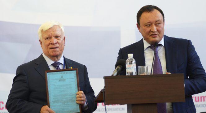 На InCoForum-2018 был дан старт строительству терминала в Вольнянском районе