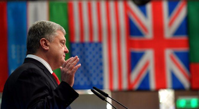 У мене бізнесу в Росії немає, – Президент Порошенко