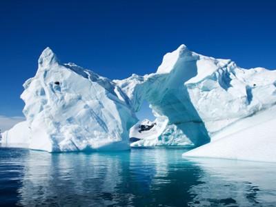 СМИ: Запорожье сравнили с огромным айсбергом, который раскололся от ледника в Антарктиде