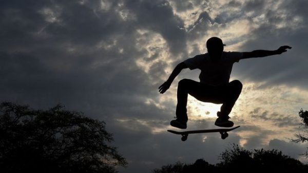 В Запорожской области появился свой скейт-парк (Фото)