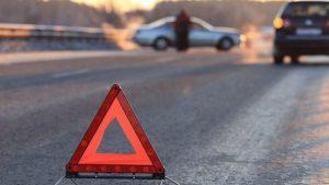 В связи с ухудшением погодных условий в Запорожье произошло несколько наездов на пешеходов и велосипедиста