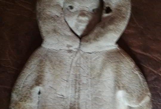 У Запорізькій області розкрили таємницю містичної ляльки