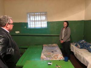 Не соответствует европейским стандартам: в Запорожской области закрыли изолятор временного содержания