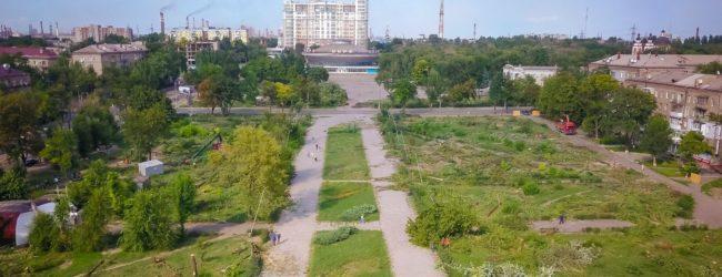 Министерство культуры не разрешило застраивать в Запорожье парк Яланского