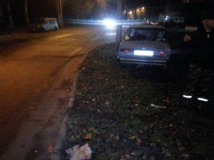 У Запоріжжі сталася ДТП з двома легковиками: одна людина постраждала