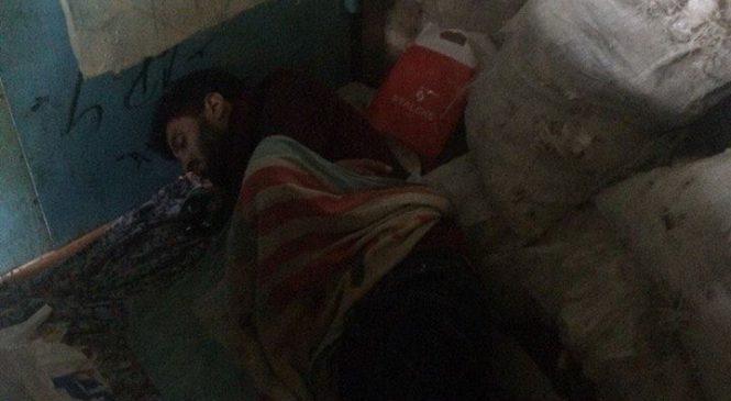 У Запоріжжі затримали нелегала безхатька: два роки тому його відрахували з вишу