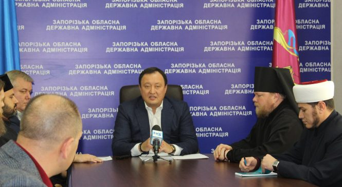 У грудні в Запоріжжі відбудеться молитовний сніданок всього східного регіону України