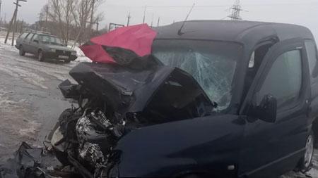 У Запорізькій області ДТП: постраждала родина, — ЗМІ