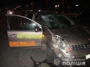 В центре Запорожья автомобиль насмерть сбил пешехода: в полиции прокомментировали происшествие (Фото)