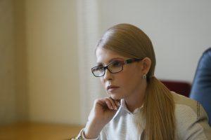 Виват, «машинка»! Юлия Тимошенко выступила перед студентами Запорожского национального технического университета (Фото)