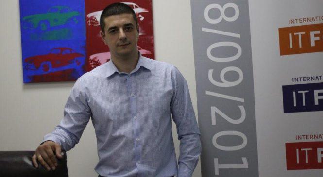 Организатор международного ІТ-форума в Запорожье рассказал, как получить деньги для стартапа