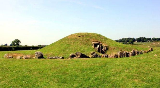 Распахали исторические курганы: фирму нардепа обвиняют в уничтожении исторических памятников
