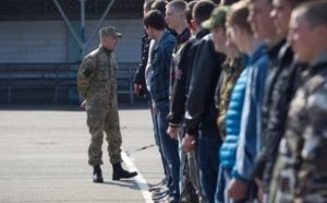 У Запорізькій області завершується військовий призов: де будуть служити новобранці
